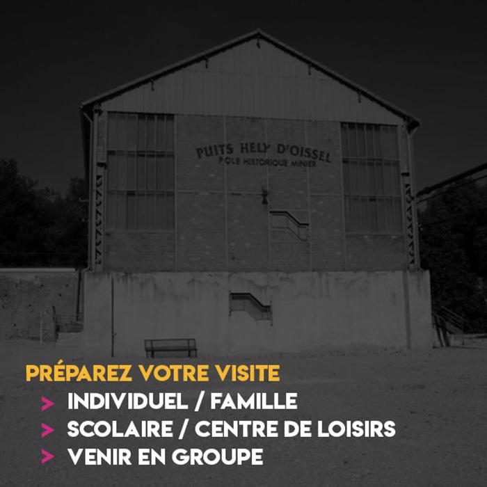 PRÉPAREZ VOTRE VISITE DU MUSÉE DE LA MINE DE GREASQUE